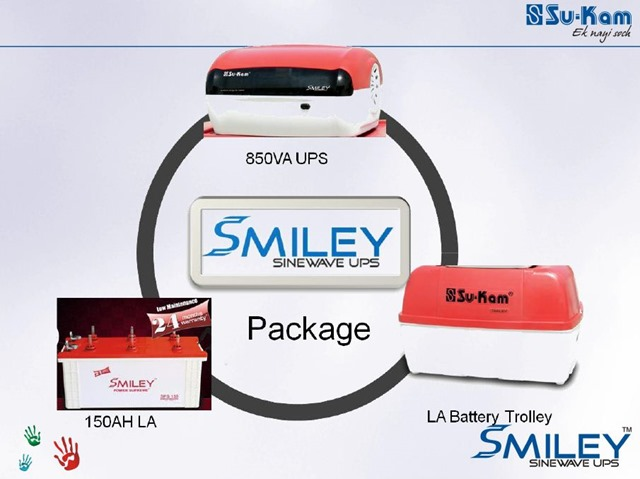 Su-kam-Smiley-850VA-pack
