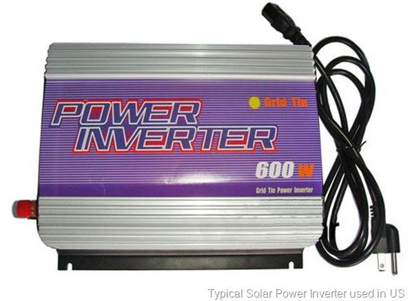 grid tie solar inverter