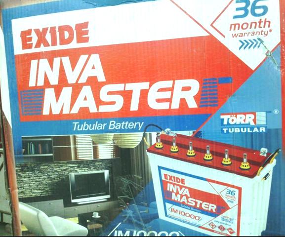 Exide Inva Master