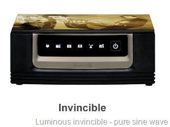 luminous invincible - pure sinewave