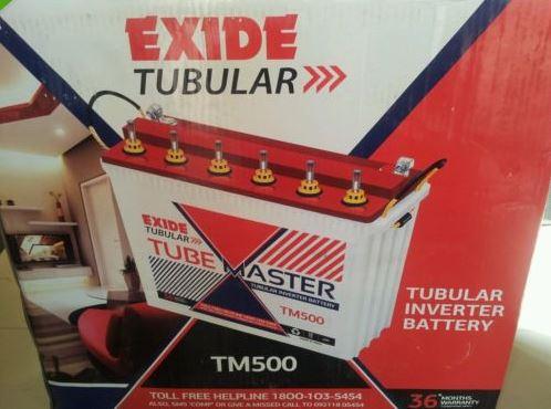 exide tubemaster
