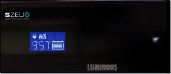luminous zelio