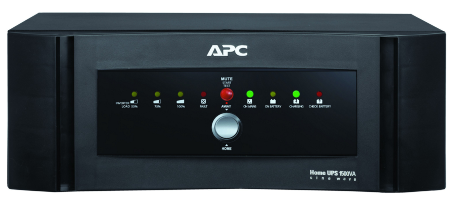 APC home UPS bisine850 review