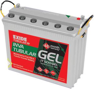 Exide Gel Battery